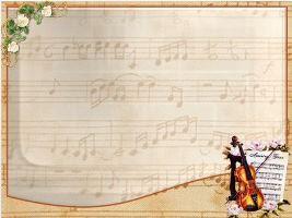 шаблоны для презентации по музыке
